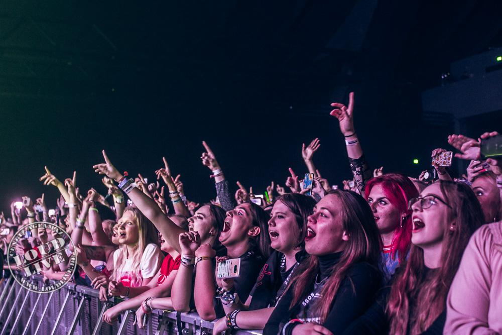 Concertphotos from 5 Seconds Of Summer @ Mehr! Theater