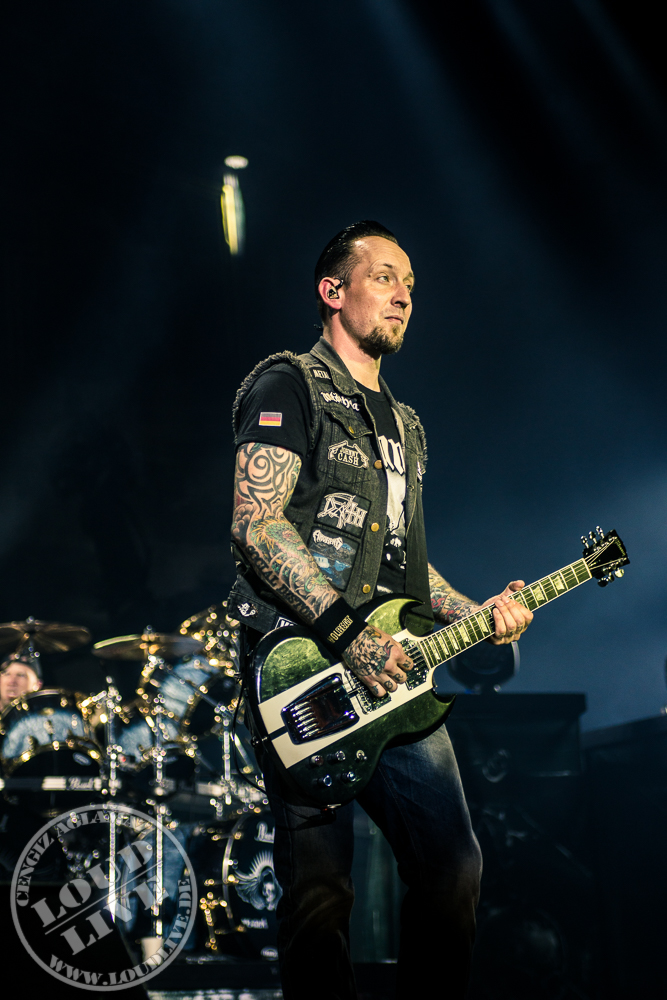 Concertphotos From Volbeat At Rock Am Ring 2016 Loud Live
