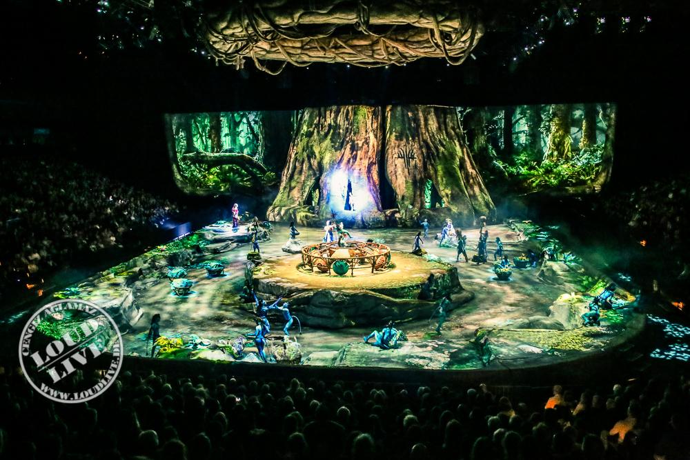 Concertphotos From Cirque Du Soleil Toruk The First Flight