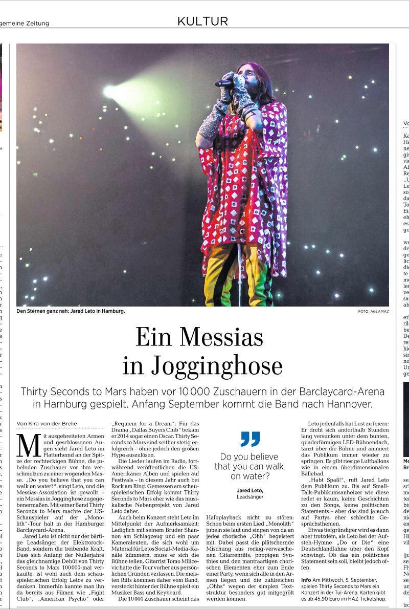 Hannoversche Allg Zeitung 08.05.2018