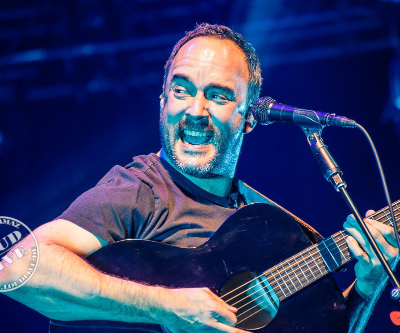 Dave Matthews Band @ Mehr! Theater Hamburg – 22.03.2019