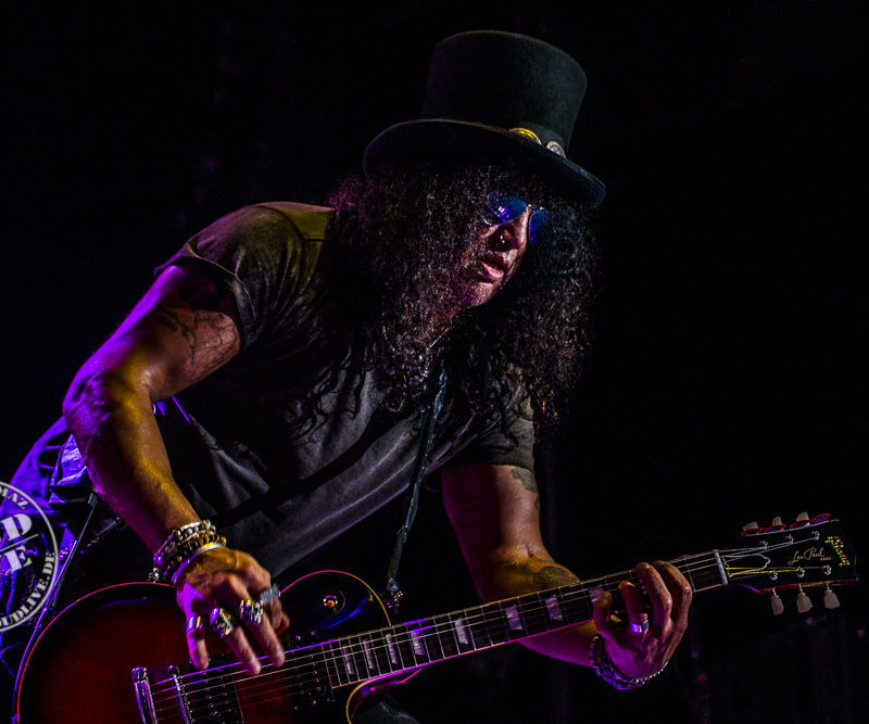 Slash ft. Myles Kennedy and The Conspirators @ Sporthalle Hamburg – 03.03.2019