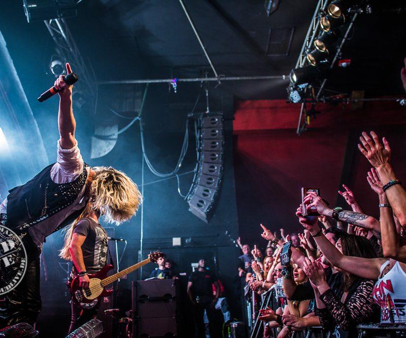 Kissin' Dynamite @ Markthalle Hamburg – 06.04.2019