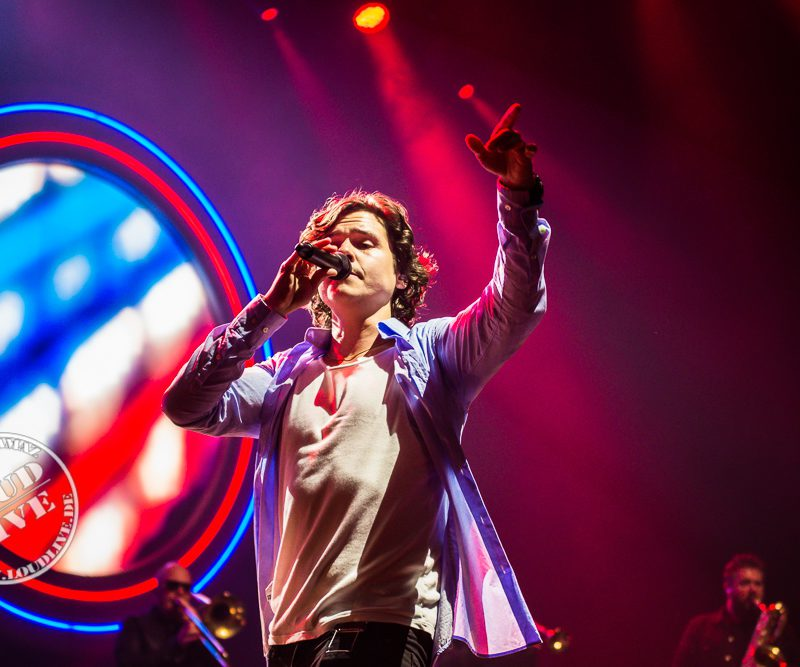 Lukas Graham @ Mehr! Theater Hamburg – 10.04.2019