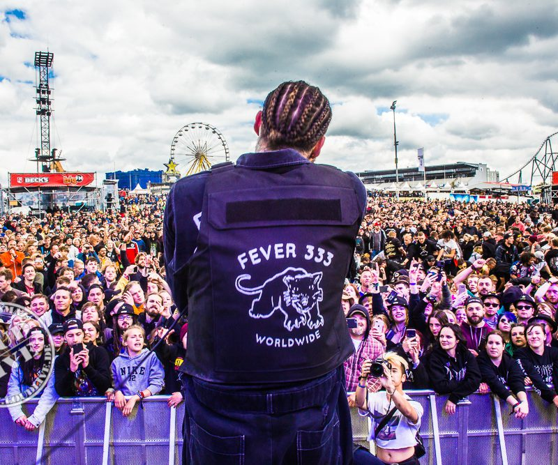 Fever333 @ Rock Am Ring 2019