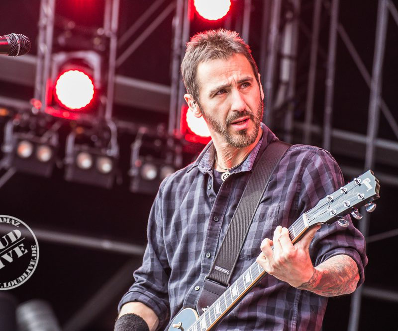 Godsmack @ Rock Am Ring 2019