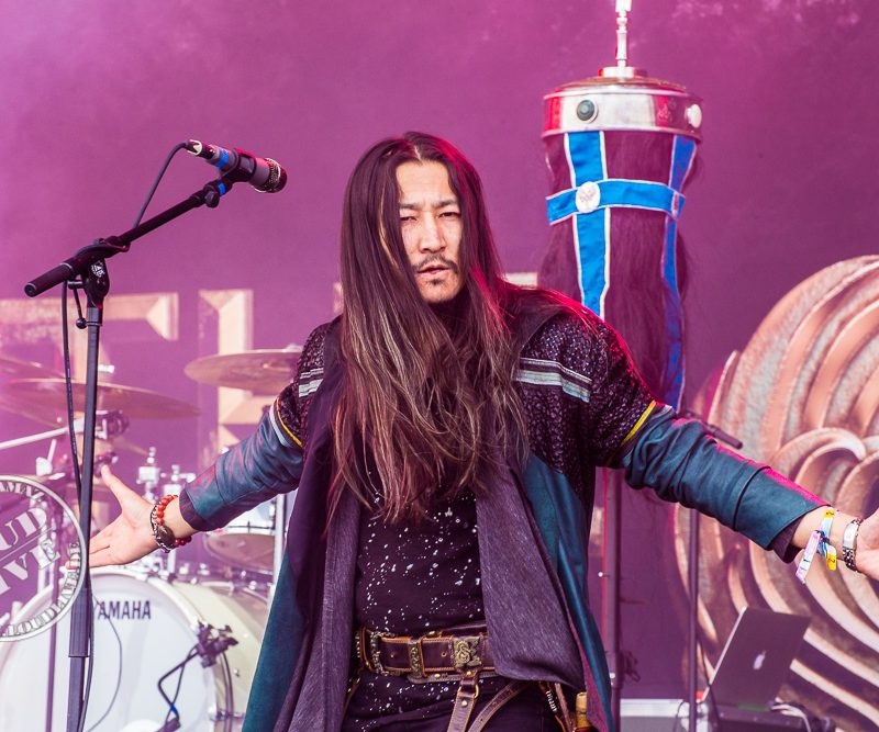 The Hu @ Rock Am Ring 2019
