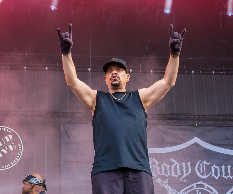 Body Count feat. Ice T @ Wacken Open Air 2019