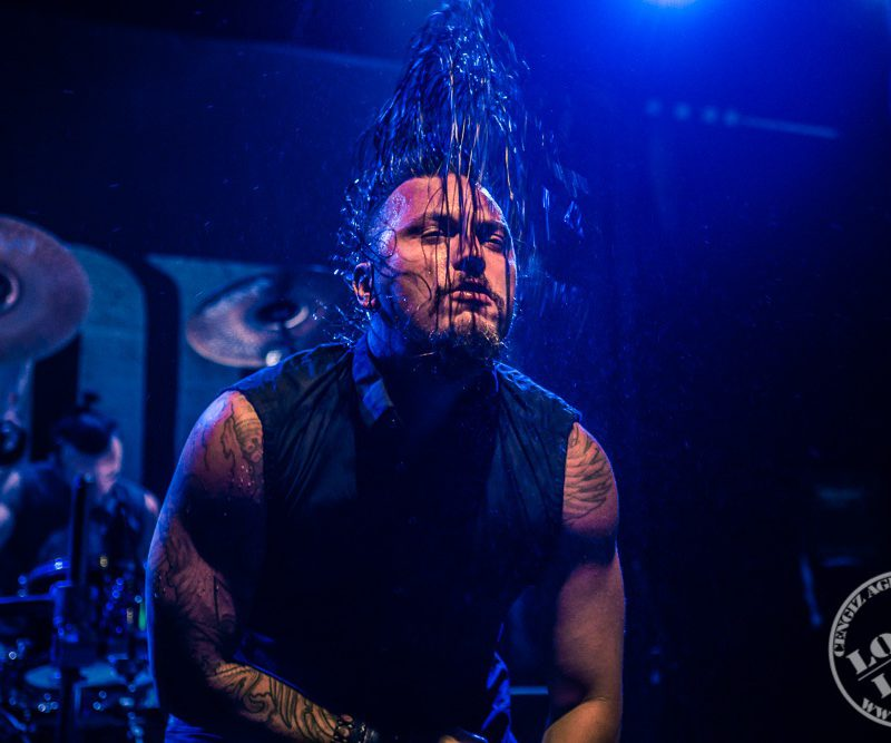 Dagoba @ Unleash The Kraken 2019