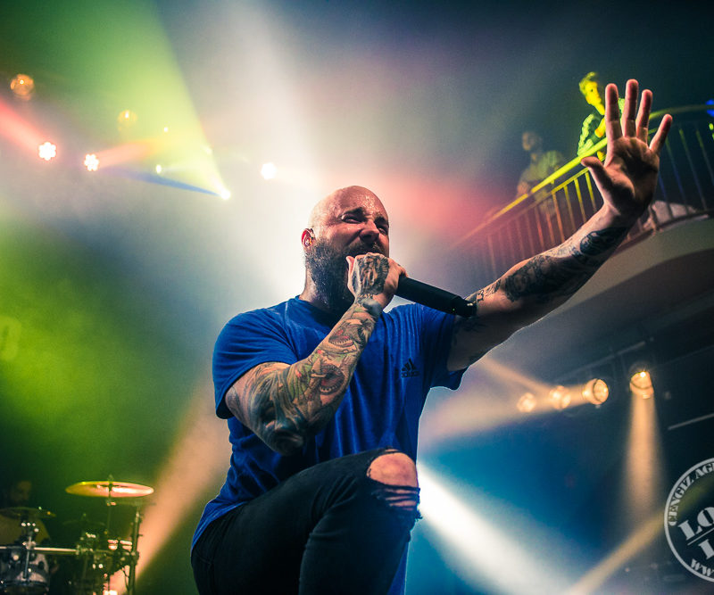 August Burns Red @ Grünspan – 20.11.2019