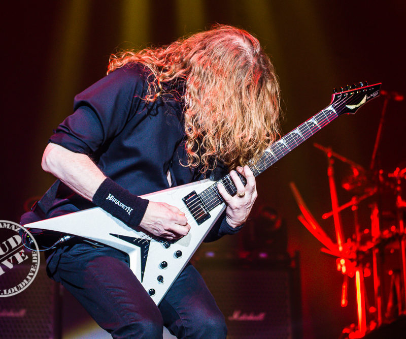 Megadeth @ Sporthalle Hamburg – 04.02.2020