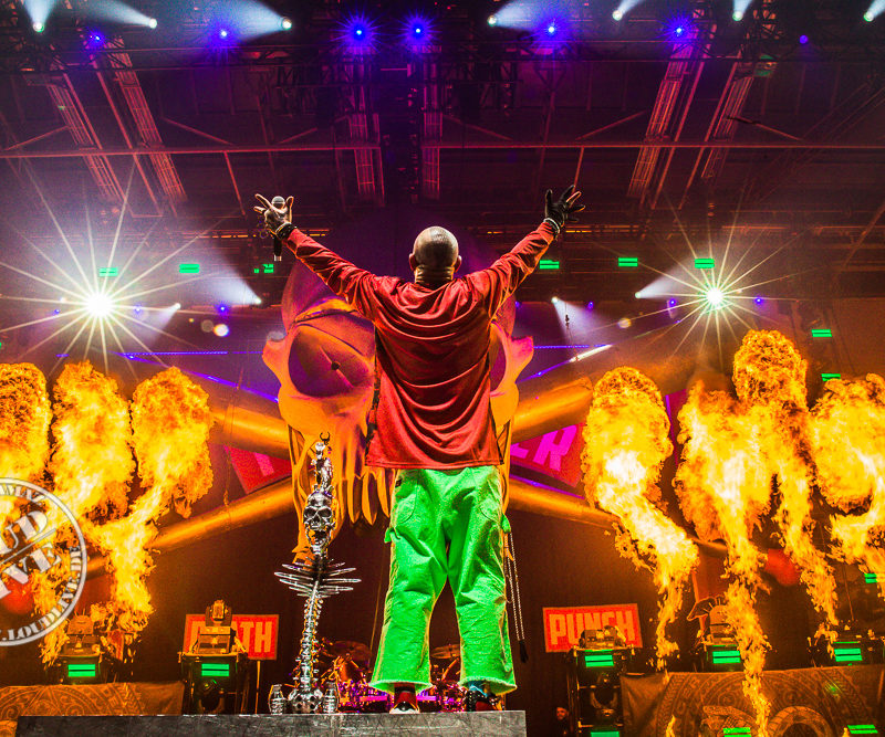 Five Finger Death Punch @ Sporthalle Hamburg – 04.02.2020