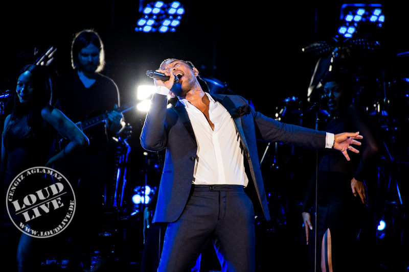 John Legend @ Mehr! Theater Hamburg – 24.09.2017