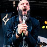 Caliban @ Vainstream Festival 2016