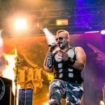 Sabaton at Elbriot Festival 2016