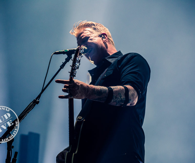 Queens Of The Stone Age @ Sporthalle Hamburg 15.11.2017
