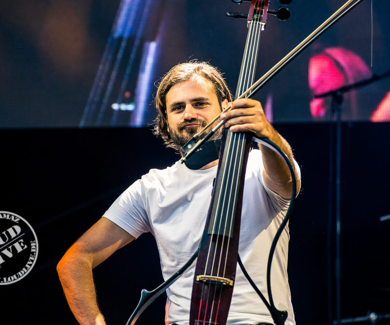 2 Cellos at Stadtpark Hamburg – 07.06.2018