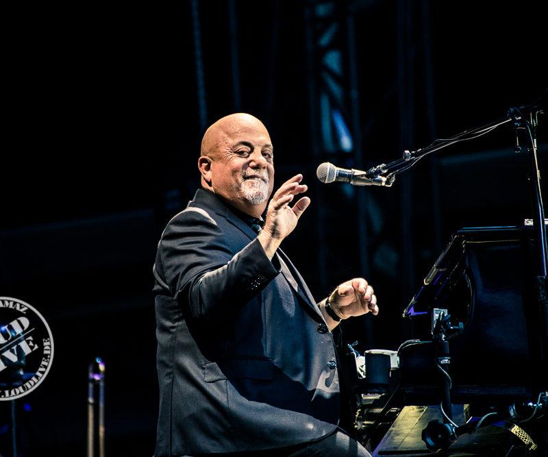 Billy Joel @ Volksparkstadion Hamburg – 30.06.2018