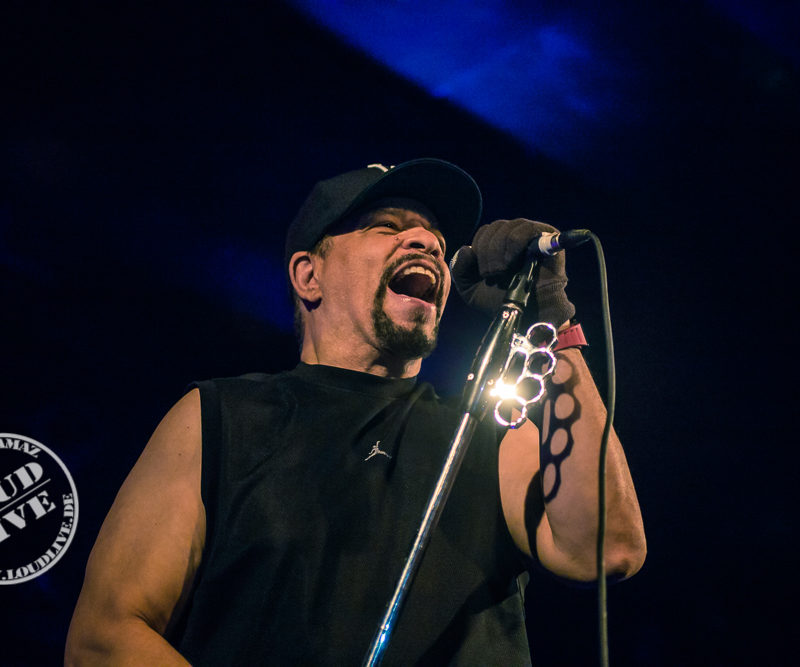 Body Count feat. Ice T at Große Freiheit 36 Hamburg – 05.06.2018