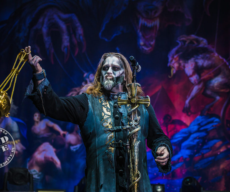 Powerwolf @ Mehr! Theater Hamburg – 29.10.2018