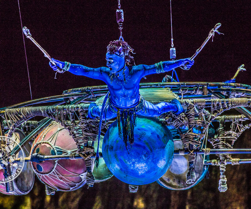 Cirque du Soleil – Toruk The First Flight @ Barclaycard Arena Hamburg 31.10.2018